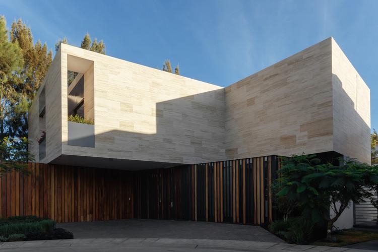 Casa Guerrero / TACHER ARQUITECTOS, © Lorena Darquea