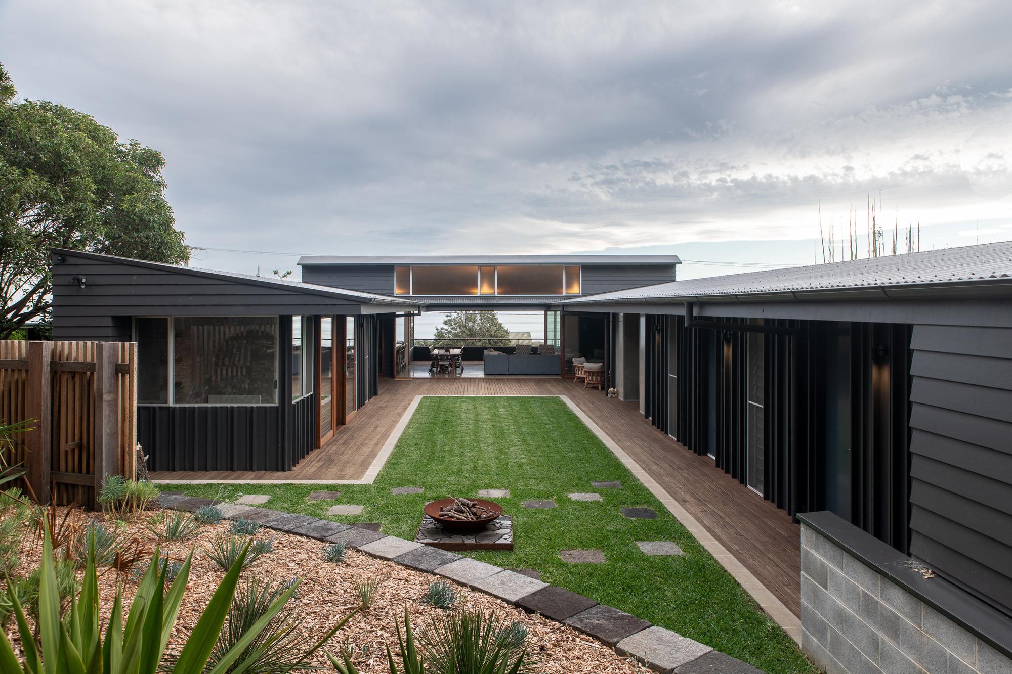 Gerroa House / Bourne Blue Architecture