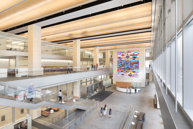 Gallery of NewYork-Presbyterian David H  Koch Center / HOK +