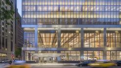 David H. Koch Center / HOK + Ballinger + Pei Cobb Freed & Partners