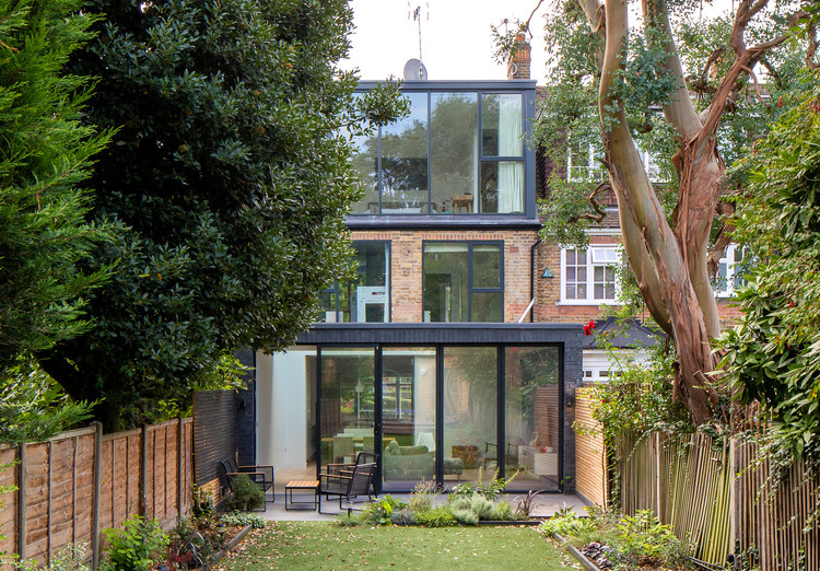 Casa canonbury / Studio 30 Architects, © Salt productions