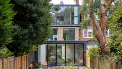 Casa canonbury / Studio 30 Architects