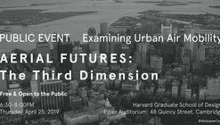 AERIAL FUTURES: The Third Dimension