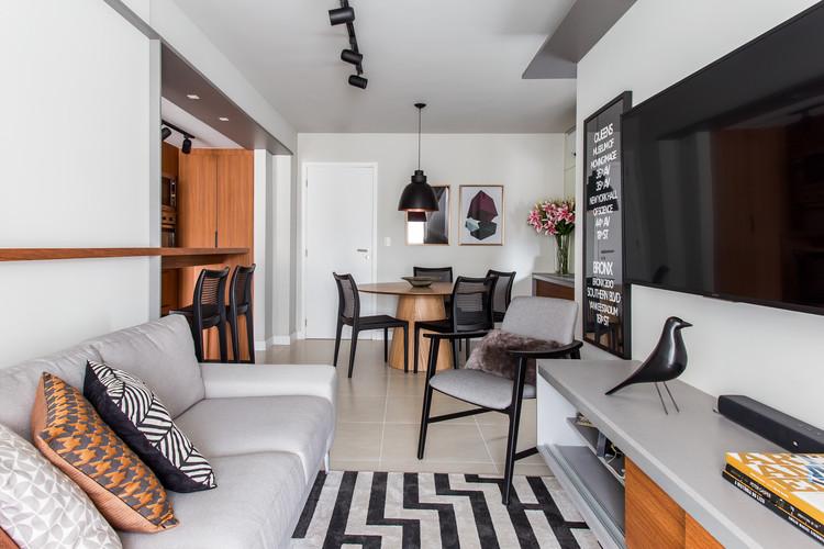 Apartamento MF / Rafael Ramos Arquitetura, © Luiza Schreier
