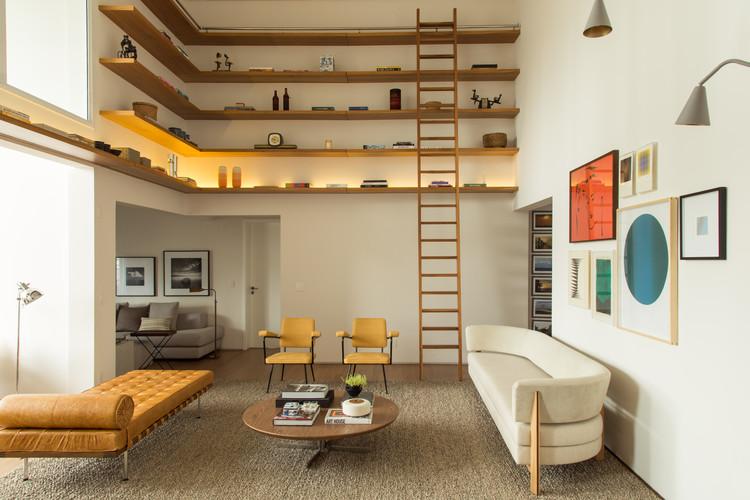 Apartamento NY 185 / Alexandre Dal Fabbro, © Nicolas Camargo