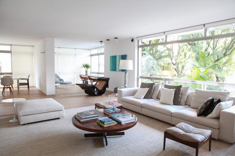 Apartamento Bela Vista 285 / Alexandre Dal Fabbro, © Ana Carranca