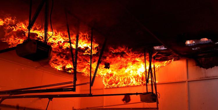 La importancia de los cielos rasos en la protección pasiva contra incendios, Cortesía de Promat