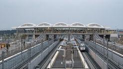 Gare TGV de Montpellier, Montpellier Railway Station / Marc Mimram