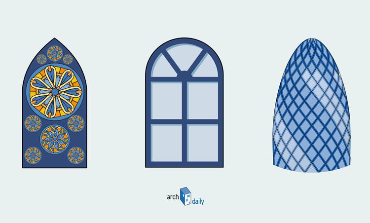 Infográfico: A Evolução do Vidro, © Matheus Pereira