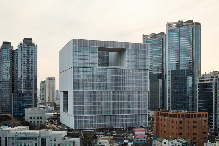 Amorepacific Headquarters / David Chipperfield Architects, © Noshe