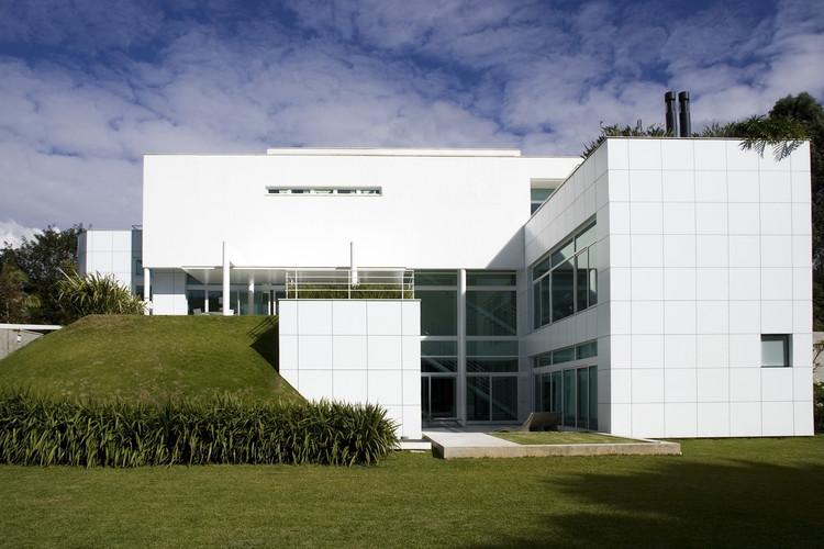 Casa da Rampa / Marcos Bertoldi Arquitetos, © Ricardo Almeida
