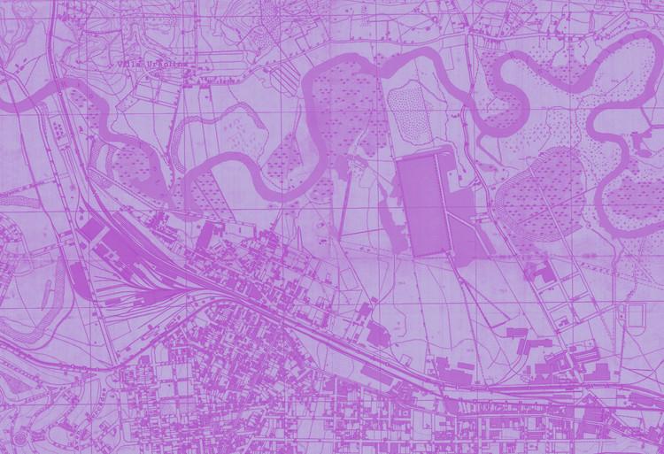 Enchentes em São Paulo: polarizações entre urbanismo, engenharia e gestão de risco, Mapeamento Sara Brasil. Região da Lapa - São Paulo - modificado