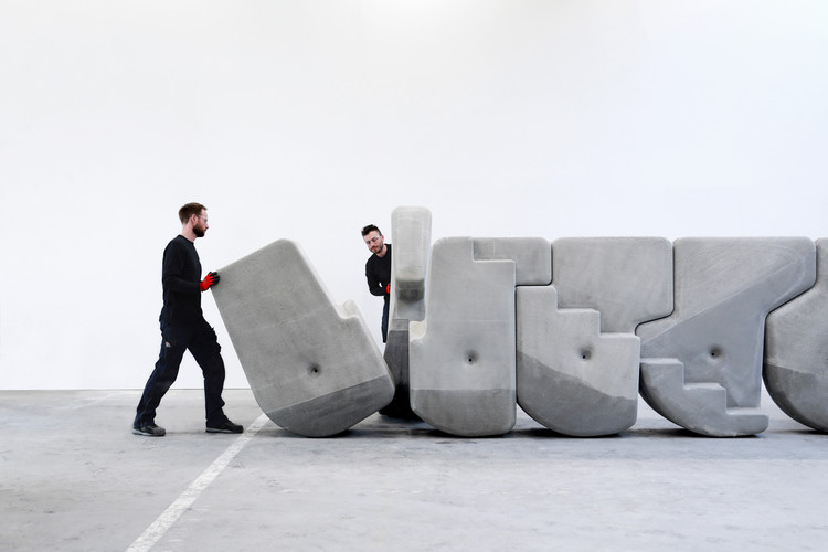 These Smart Megalithic Stones Are Moved And Assembled Easily With The Hands, © Matter Design Studio