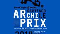 Santiago albergará ceremonias de premiación de Archiprix Internacional 2019 y Archiprix Chile 2019