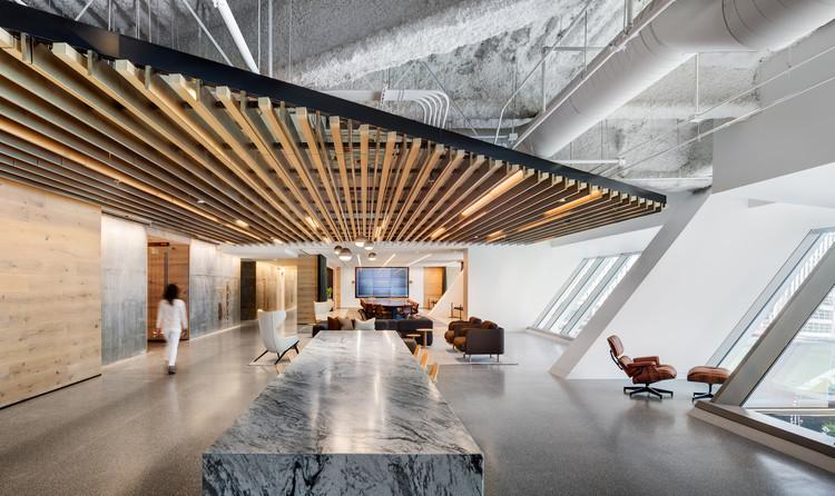 Sede Global Hyatt / Gensler, © Rafael Gamo