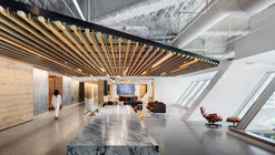 Sede Global Hyatt / Gensler