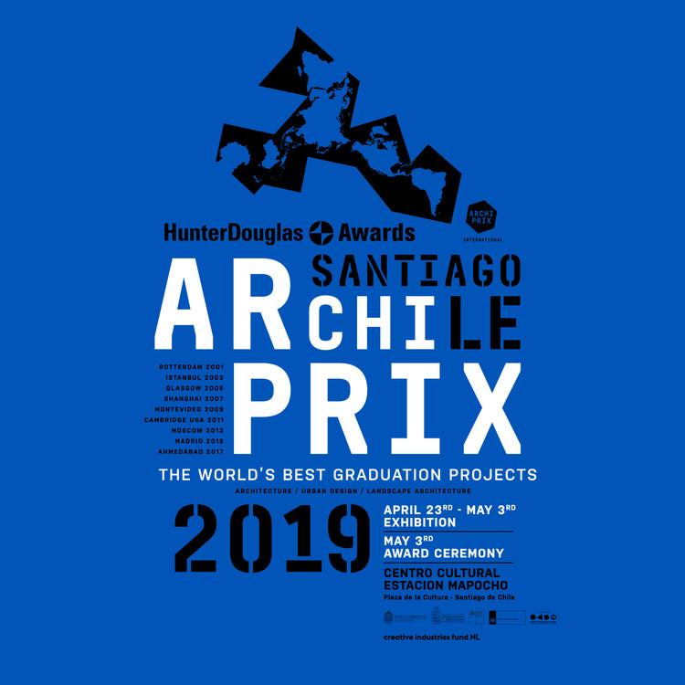 Archiprix Chile 2019: conferencia de Arna Mackic en Santiago