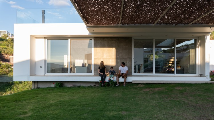 La Cuesta House / Arias Ranea, © Gonzalo Viramonte