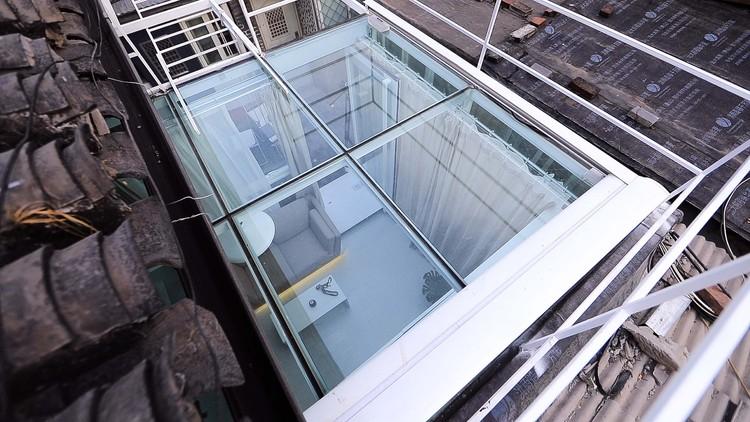 Transparent Hutong No.3 / DAGA Architects, © Wu Tou