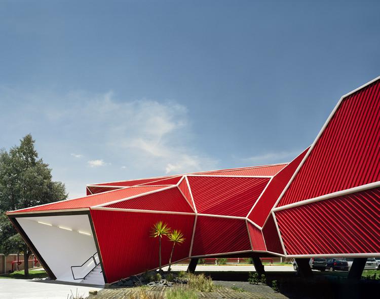 Arquitectura del placer: 10 edificios dedicados al chocolate, © Cortesia de Rojkind Arquitectos