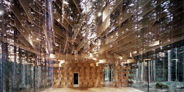 Wood/Pile / Kengo Kuma & Associates, © Erieta Attali