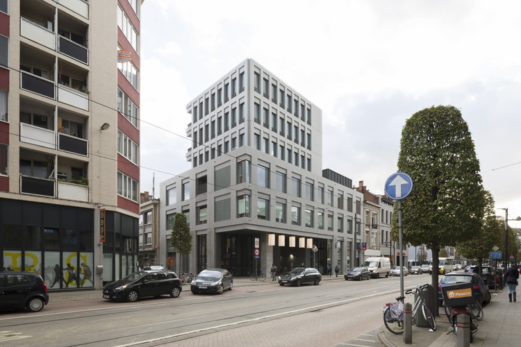 Zegel Housing / HUB, © Luca Beel