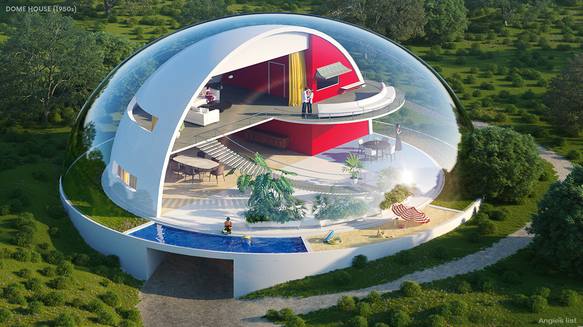 Gallery Of 7 Houses The Future