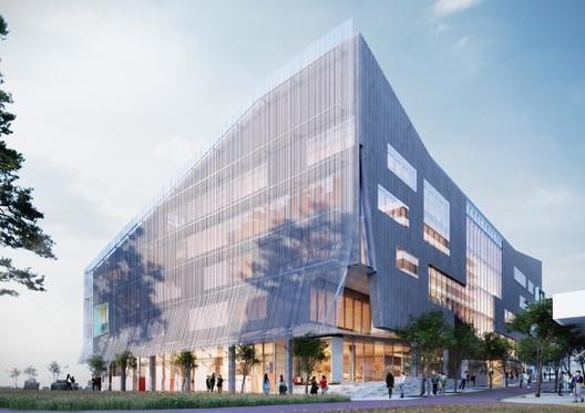 John Wardle Architects Designs New Curtin University School of Design in Australia