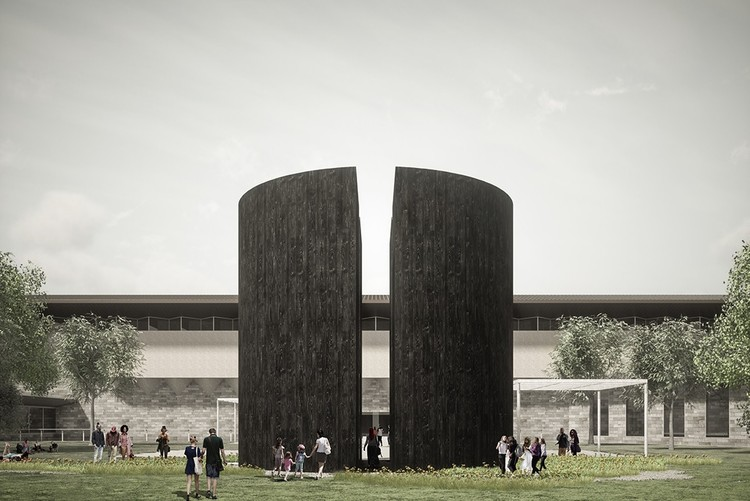 Yhonnie Scarce and Edition Office Win 2019 NGV Architecture Commission, In Absence. Image Courtesy of Yhonnie Scarce and Edition Office