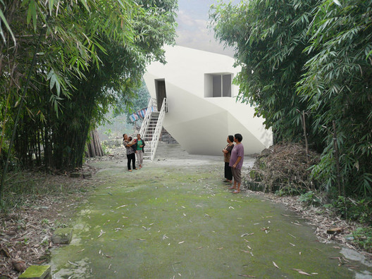 Quake Projects, Minle Houses, Mianzh. Image © Renhe Architecture