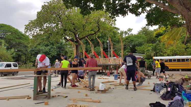 200 estudiantes de Latinoamérica analizan, diseñan y construyen en el XVI TSL Costa Rica, © Nicolás Valencia