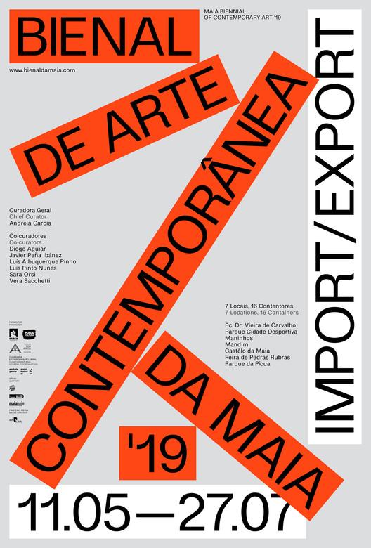 Bienal de Arte Contemporânea da Maia'19, Cortesia de Bienal de Arte Contemporânea da Maia'19