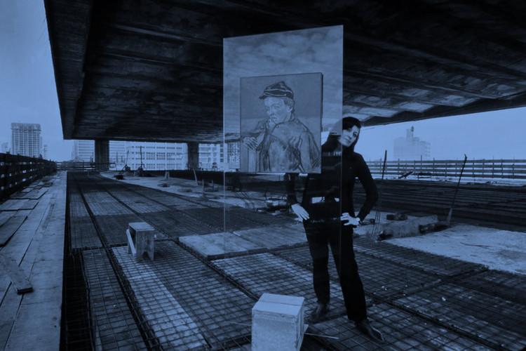 Arquicast #59: Lina Bo Bardi, Lew Parrellla/Arquivo da Biblioteca e Centro de Documentação do Masp - modificada. Image Cortesia de Masp