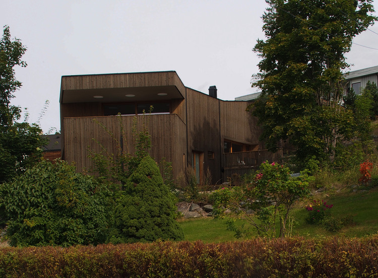 Single Family Home Sættenes / Knut Hjeltnes, Courtesy of Knut Hjeltnes sivilarkitekter MNAL AS