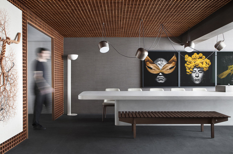 Grid House / Studio Guilherme Torres, © Denilson Machado – MCA Estúdio
