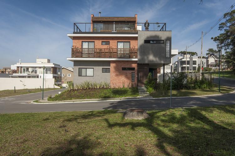 SR32 Residence / HARDT Planejamento, © Jefferson Carollo Filho