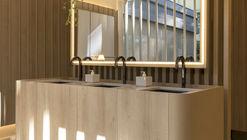 Banheiro Público Recinto do Bosque / GDL Arquitetura
