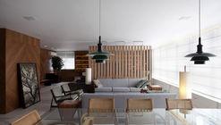 Apartamento MRB / Patricia Martinez Arquitetura
