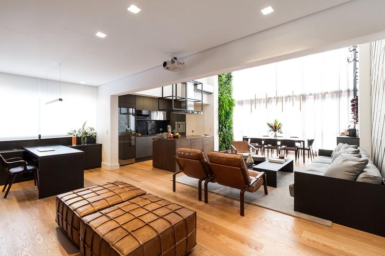 Apartamento Mario Ferraz  / LVPN Arquitetura, © FLAGRANTE / Romullo Baratto Fontenelle