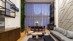 Apartamento Mario Ferraz  / LVPN Arquitetura
