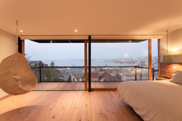 Relatório de Tendências Janeiro: Conforto na Arquitetura, Hotel San Enrique 577 / Fantuzzi + Rodillo Arquitectos. Image © Pablo Blanco
