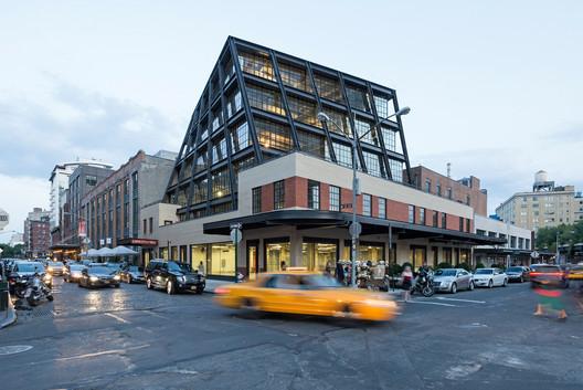 837 Washington Commercial Office Building / Morris Adjmi Architects