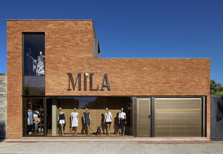 Mila Showroom / David Guerra Arquitetura e Interiores, © Jomar Bragança