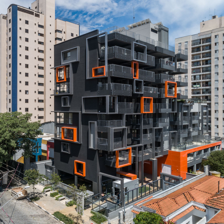 Tetrys Building / FGMF Arquitetos, © Pedro Mascaro