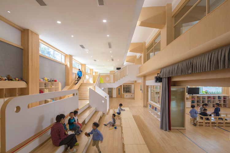 Lion International Kindergarten / VMDPE, © Chao Zhang