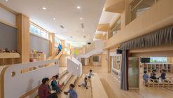 Lion International Kindergarten / VMDPE
