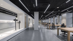 Huacheng Zhiyun Headquarters / BANDe Architects