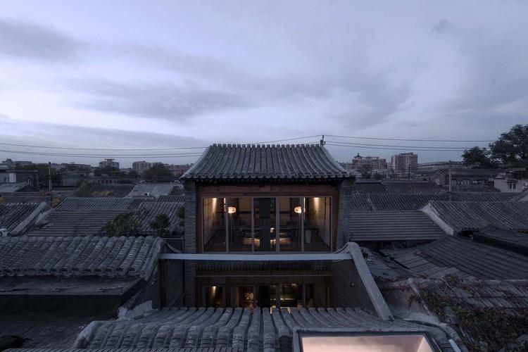 panorama night scene. Image © David Chu
