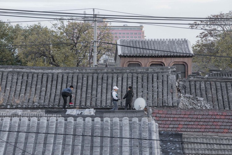 roof. Image © David Chu