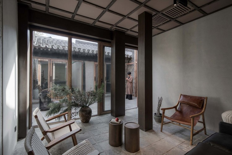 1F private room. Image © David Chu